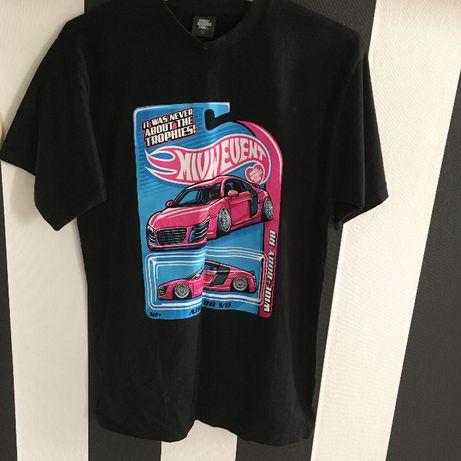 koszulka T-shirt Audi r. S