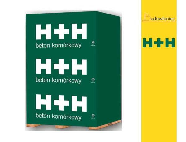 Pustak H+H kl. 500 Gazobeton Beton Komórkowy 24x24x59+dostawa HDS