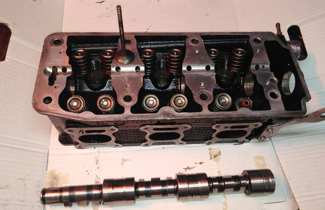Sea Doo Rotax 4-Tec głowica zawory skuter wodny 2007rok 215 255