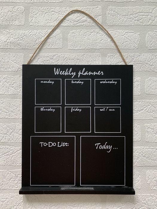 TABLICA weekly planner Warszawa - image 1