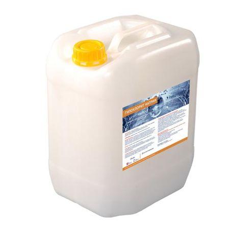 Гипохлорит Натрия для бассейнов (активный жидкий хлор)