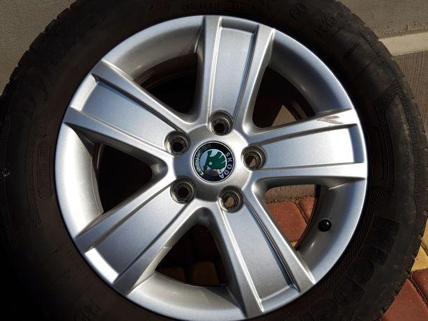 Оригинал литые диски  VAG Skoda Vw R15 5 112 15 A5 Golf 5 6