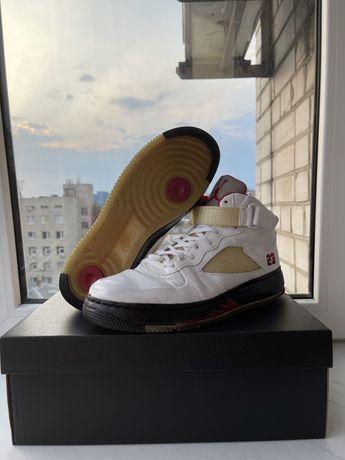 Кроссовки Nike Air Jordan 5 fusion оригинал