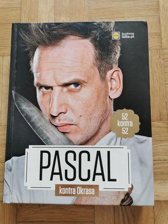 książka kucharska pascal kontra Okrasa