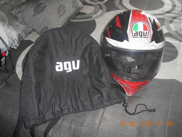 Capacete Mota AGV