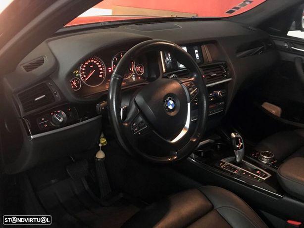 BMW X4 20 d xDrive