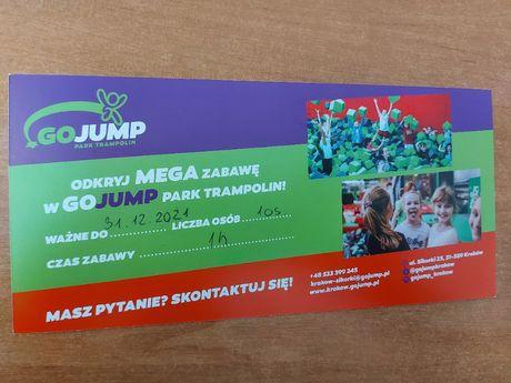 Bilety wstępu do GoJUMP Kraków
