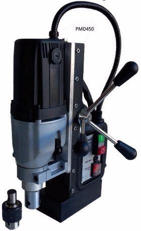 Coluna Magnética 1200 W corte: 12-45 mm 13000 N adesão magnética