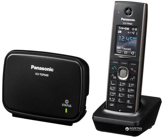 Продам ip телефоны Panasonic KX-TGP600 Black