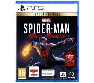 Spider-Man ultimate edycja sprzedam lub wymienie