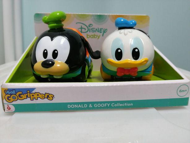Samochodziki Kaczor Donald i Myszka Miki Disney Go Baby dla dzieci