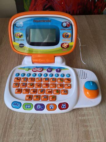 Vtech mały komputer zabawka do nauki w domu