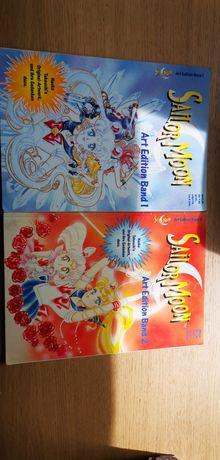 Artbooki Sailor moon