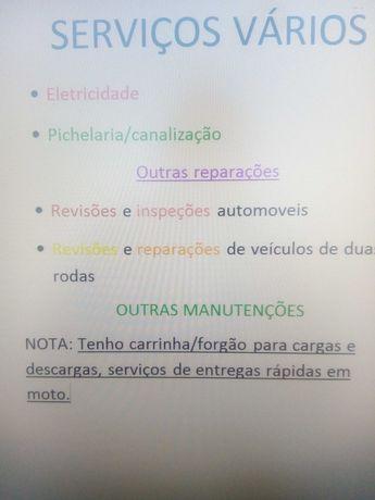 serviços vários Porto arredores