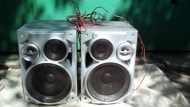 продам колонки от музыкального центра LG LM-3340