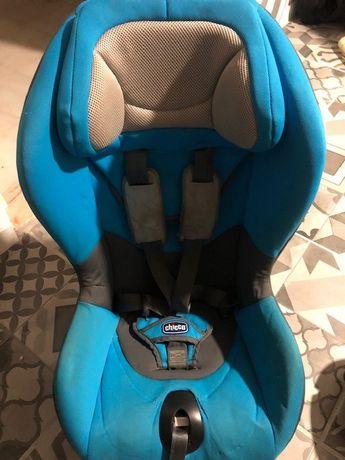Cadeira auto Chicco (9-18kg) Isofix
