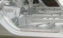 Podłoga porsche 996 911