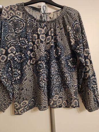 Duża bluzka H&M, luźna
