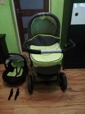 Wózek + fotelik 2w1