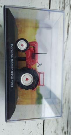 трактор коллекционный Porsсhe
