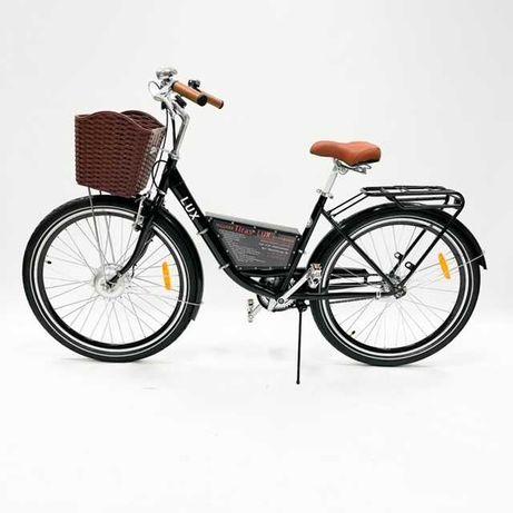 "Электровелосипед 26"" Tiras Lux 36V/350W Boston Swing 10Ah"