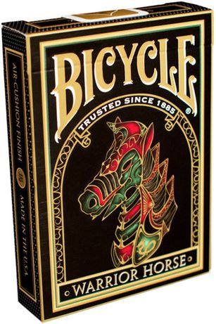Bicycle: Warrior Horse - karty do gry, 1 talia [nowe]