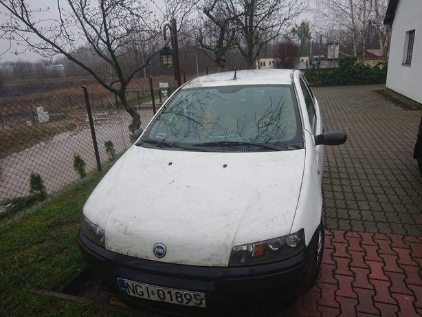 Fiat Punto 1.1 gaz kratka dostawczy