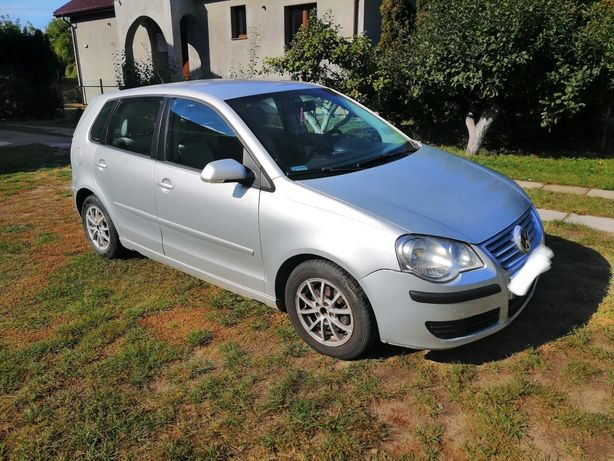 Vw polo 2007 rok 1.4 tdi