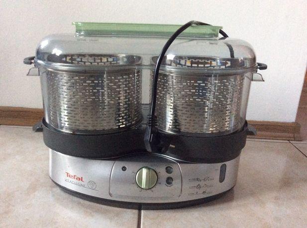 Parowar TEFAL VitaCuisine steamer 3 in 1  seria S06  typ VS 400133