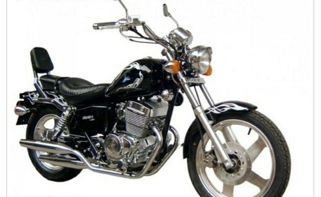 Мотоцикл ЧОПЕР JL 250