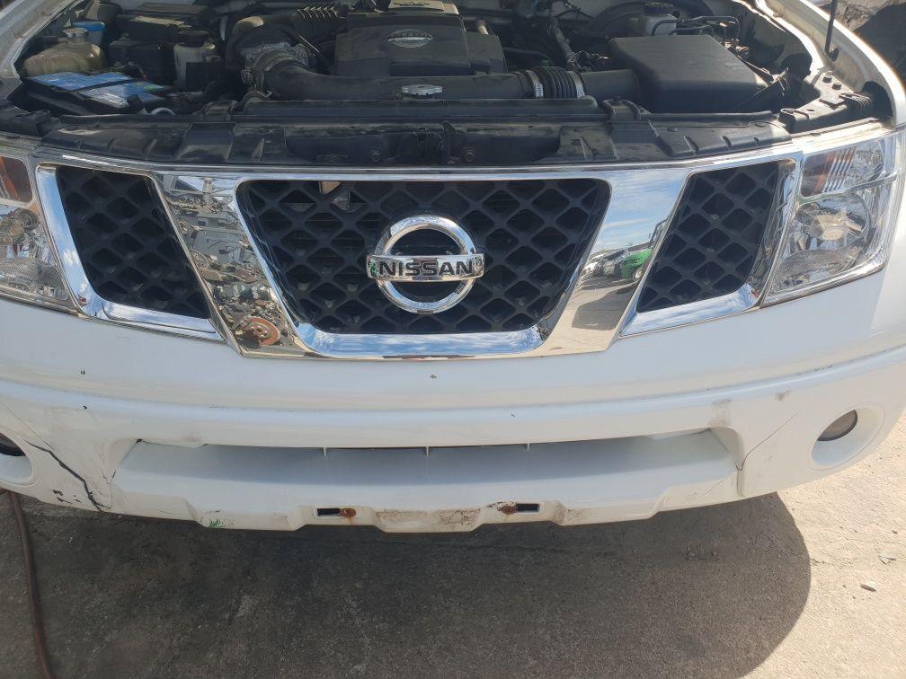 Atrapa Grill Nissan Pathfinder Navara