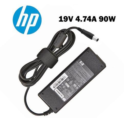 Блок питания для ноутбука HP/Compaq 19V 4.74A зарядное зарядка 90w