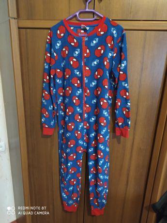 Человечек пижама слип рост 140