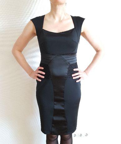 Маленькое черное платье Zara Mango