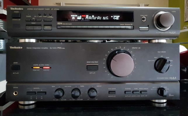 Amplificador Technics SU-V670 PXScap Class AA