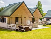 Domek bez pozwolenia 35m2 domek z antresolą 6x6 domki letniskowe W8D