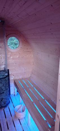 Sauna mobilna wynajem