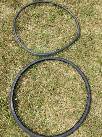 Opona i dętka rowerowa szosowa rozmiar 28
