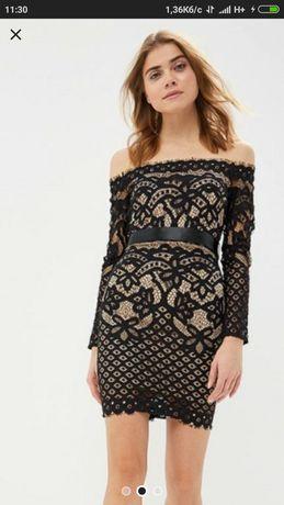 Шикарное платье  ( Zara , massimo dutti, mango , guess