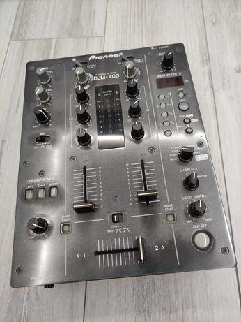 PIONEER DJM 400 + 2 x CDJ 400