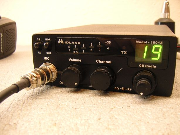 Radio CB Midland 1001Z AM