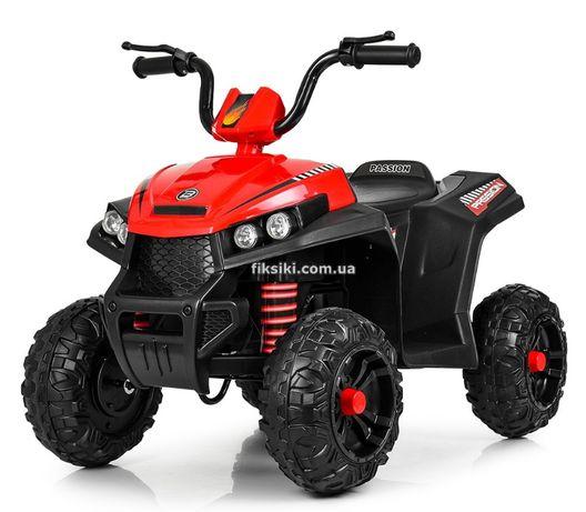 Детский квадроцикл 4131 RED электромобиль, Дитячий електромоб