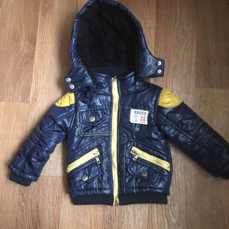 Детская куртка , костюм, тёплая