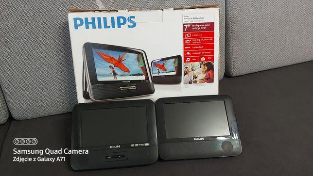 Zestaw monitorów do auta Philips