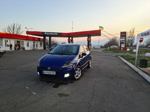 FIAT Grande Punto 1.4 Газ/бензин