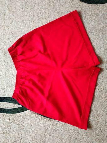 Червоні жіночі шорти 18