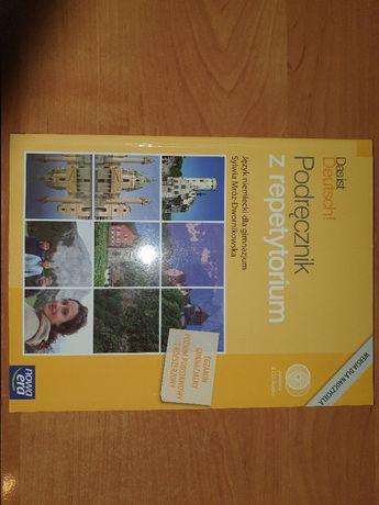 Das ist Deutsch! Podręcznik z repetytorium. Wersja dla nauczyciela.