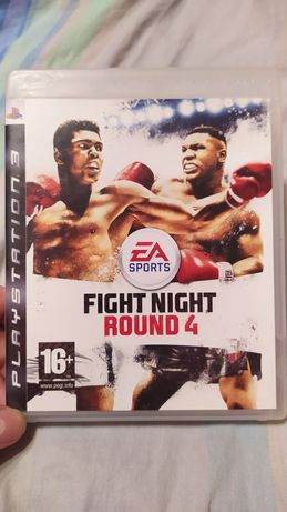 Gra Fight Night Round 4 na konsole ps3 playstation 3