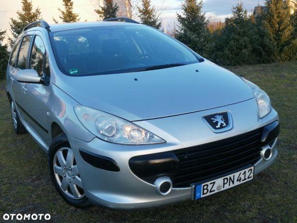 Peugeot 307 2007r. Lift 1.6 Hdi 110km. Klimatronic , Tanio Z
