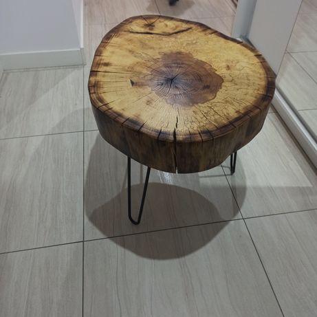 Stolik kawowy bukowy